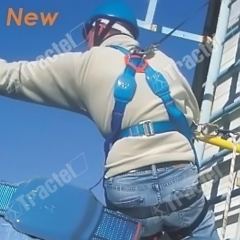 Tractel Elastrac Comfort Pack For Tractel Safety Harnesses